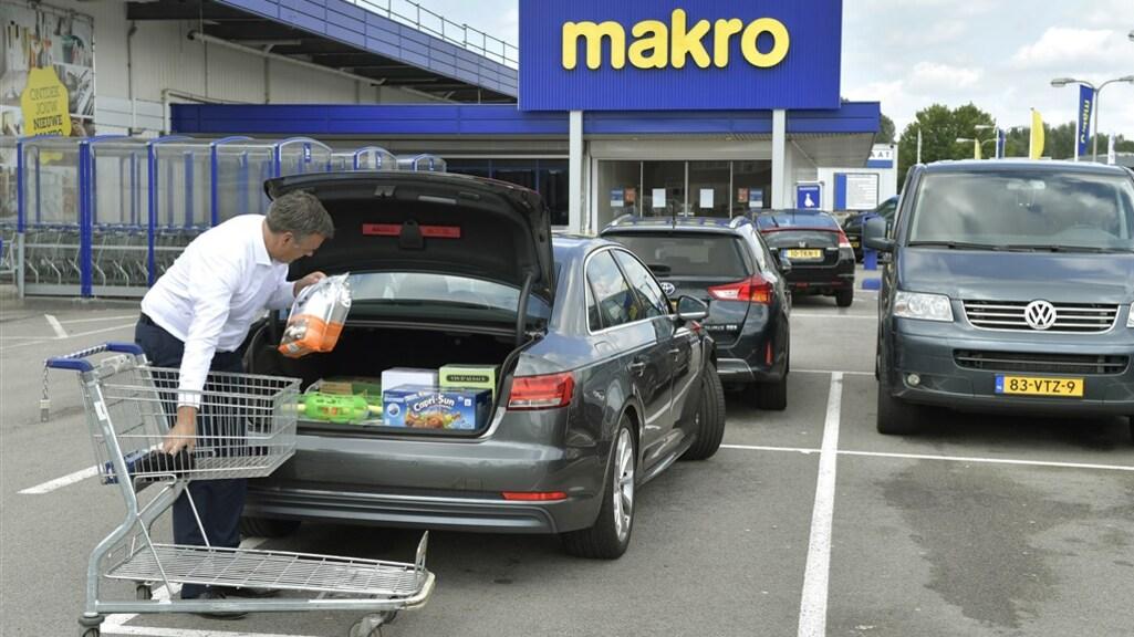 'Iedereen wilde een Makro-pas, ook consumenten.'