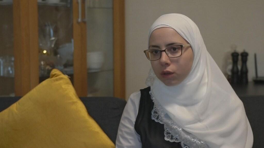 Faeza Satouf kreeg een e-mail dat ze Denemarken moet verlaten.