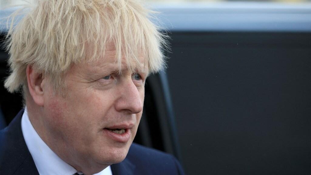 Volgens de Britse premier Boris Johnson gaat het om een 'voorzorgsmaatregel'.