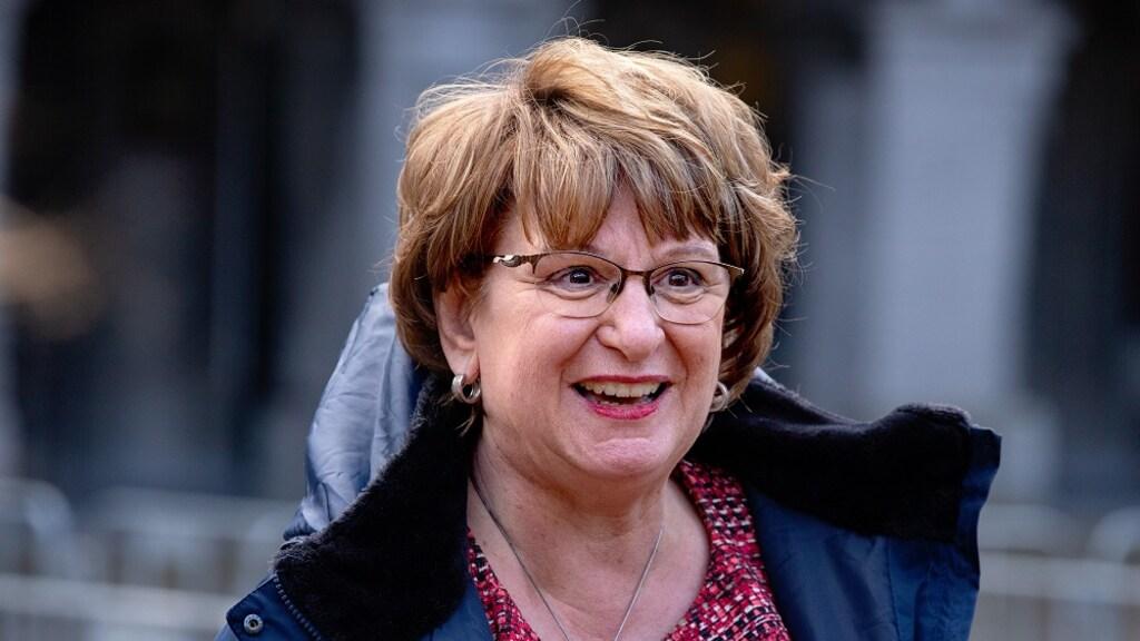 De nieuwe informateur Mariëtte Hamer.