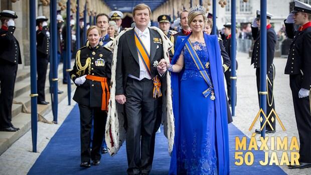Zien: de allermooiste looks van koningin Máxima