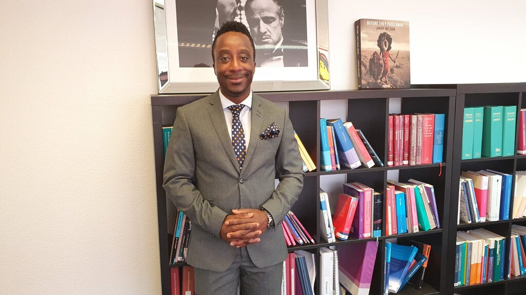 Advocaat vastgoedrecht Kwaku Afriyieh