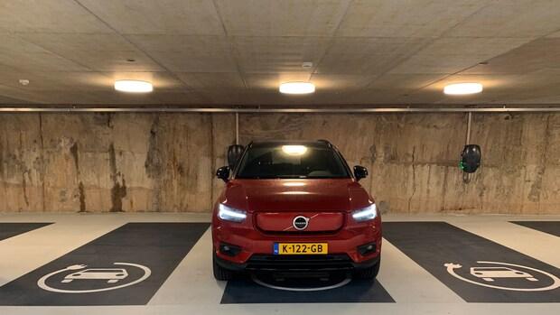 Duurtest Volvo XC40 P8 Recharge: deze of de Polestar 2?