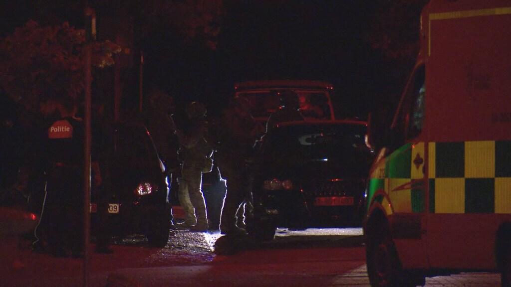 De auto van Jurgen C. met daarin zware wapens werd vannacht aangetroffen door een boswachter.