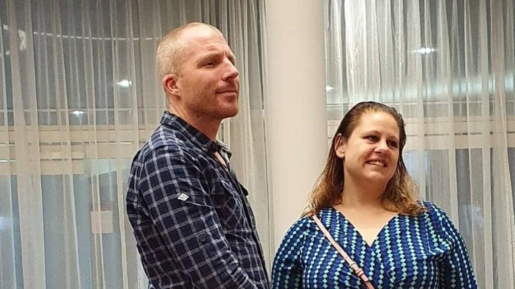 Angelique en haar Raymond hebben al drie keer hun bruiloft moeten uitstellen.