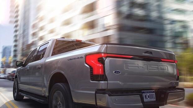 Elektrische pick-uptruck Ford is gewild: al 45.000 reserveringen