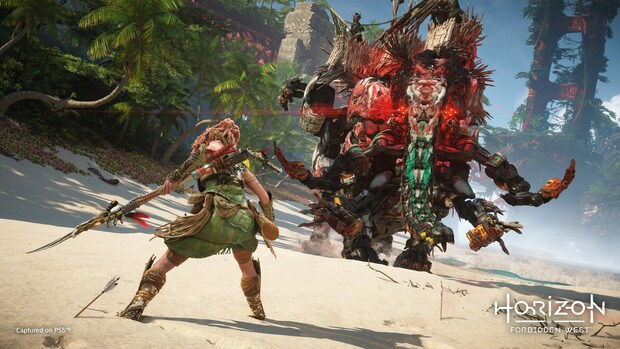 Sony toont nieuwe beelden Nederlandse game Horizon Forbidden West
