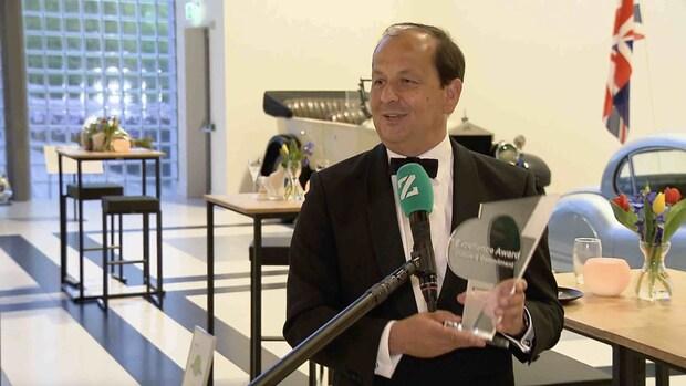 Louwman Group wint Excellence Award: 'Familiecultuur met een Japanse twist'