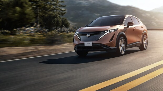 Nissan stelt elektrische SUV uit door chiptekorten