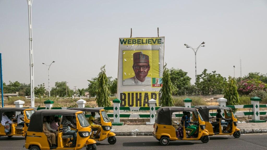 Buhari is oud-generaal en sinds 2015 president van Nigeria.