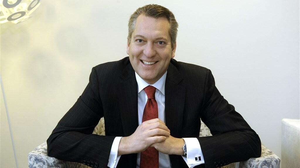Volgens CBRE-voorzitter Marco Hekman was er geen sprake van ontslag.