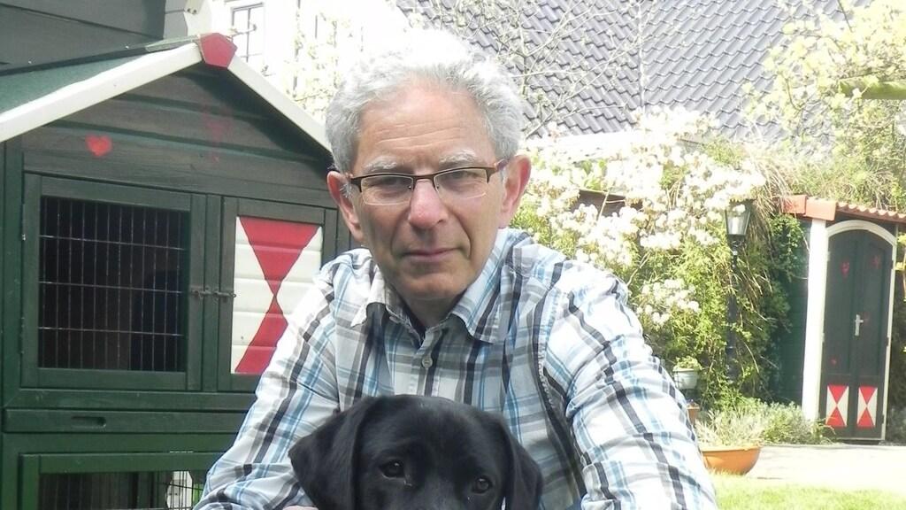 Hondenbezitter Gary Yanover zette het onderwerp op de politieke agenda