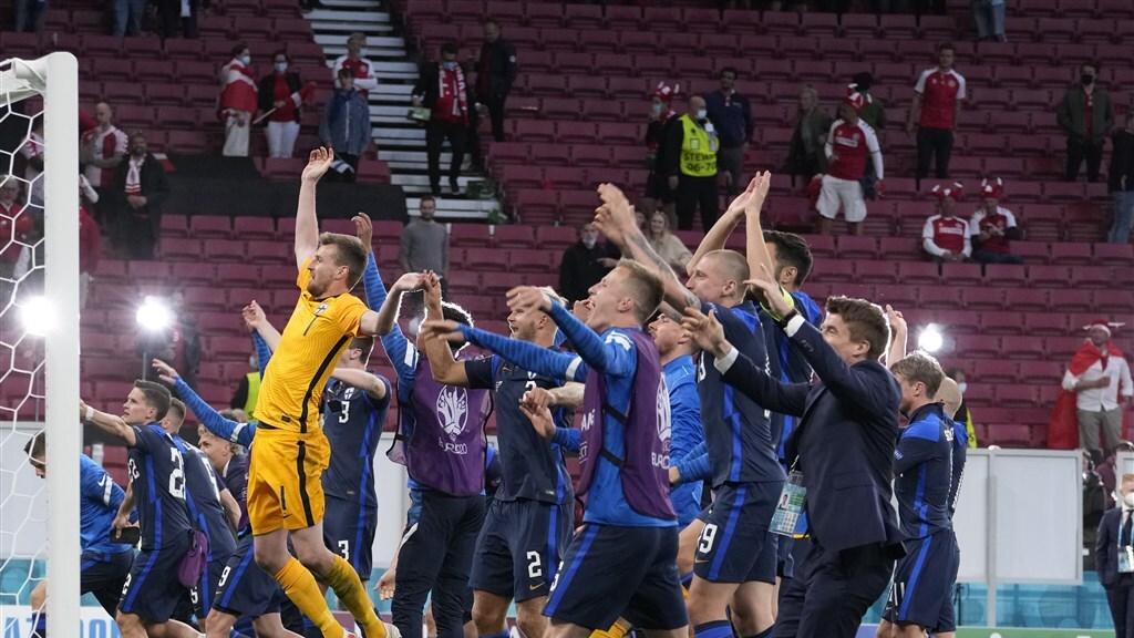 Finland heeft de wedstrijd gewonnen.