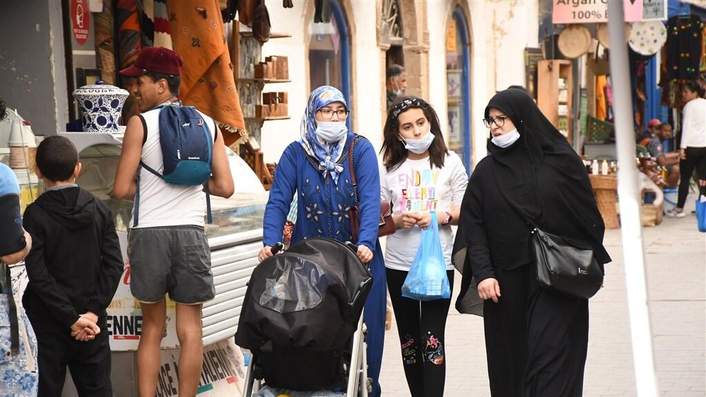 Essaouira, afgelopen maart.