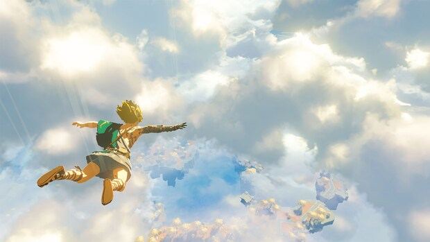 Nintendo mikt op 2022 voor opvolger Legend of Zelda