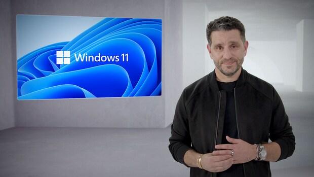 Microsoft onthult Windows 11: nieuw ontwerp en Android-apps