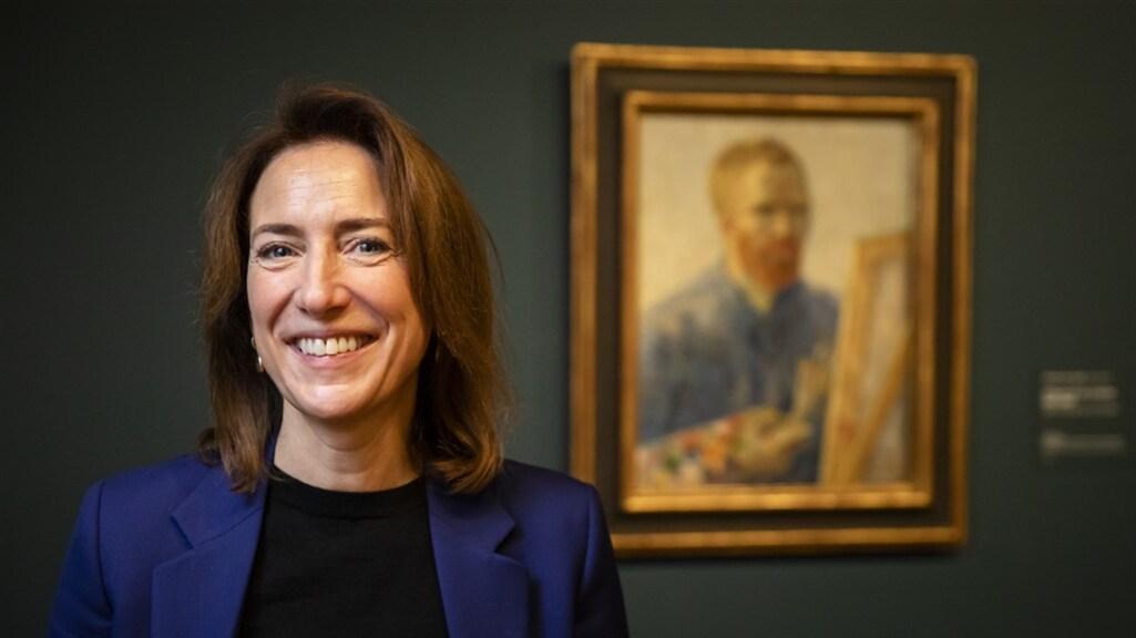 Directeur Emilie Gordenker van het Van Gogh Museum