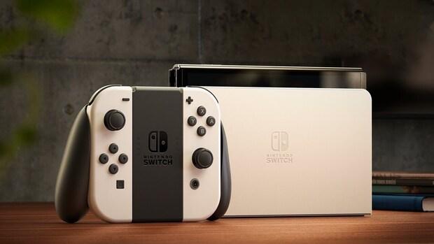 Nintendo onthult vernieuwde Switch met 7 inch oled-scherm