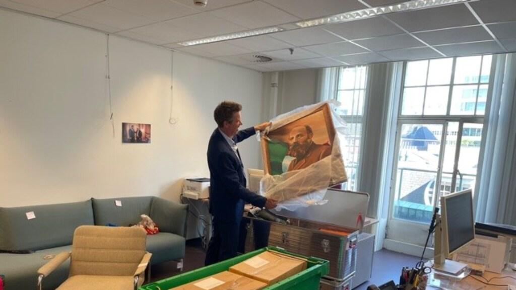 PVV-Kamerlid Martin Bosma