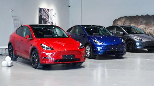 Tesla start met leveren Model Y in Nederland in september