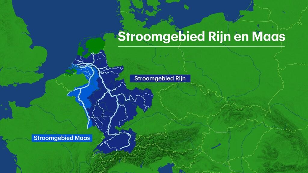 """""""Water uit België en Duitsland, komt uiteindelijk ook onze kant op."""""""