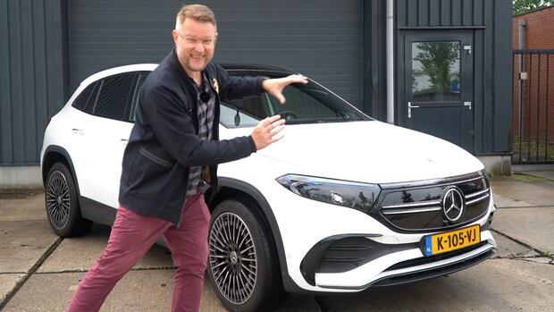 Getest: is deze kleine elektrische Mercedes een ster?