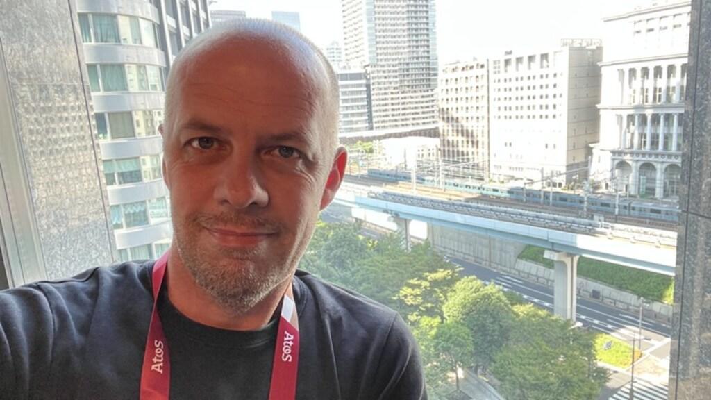 Online redacteur Matthijs Voortman in quarantaine.