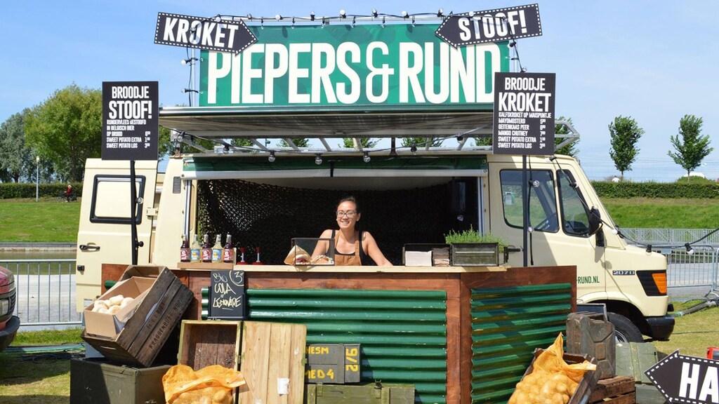 Piepers & Rund staat bekend om zijn eerlijke burgers en frieten.