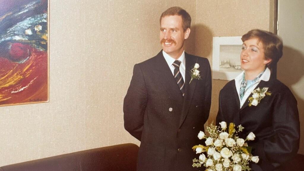 Juke en Frank zijn al meer dan veertig jaar getrouwd.