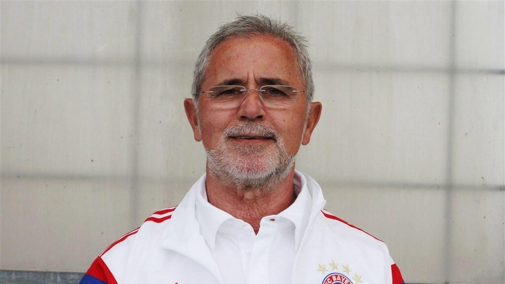 Gerd Müller in 2014.