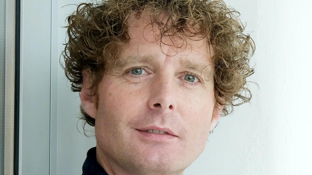 Sam Schoenmakers van het Erasmus MC.