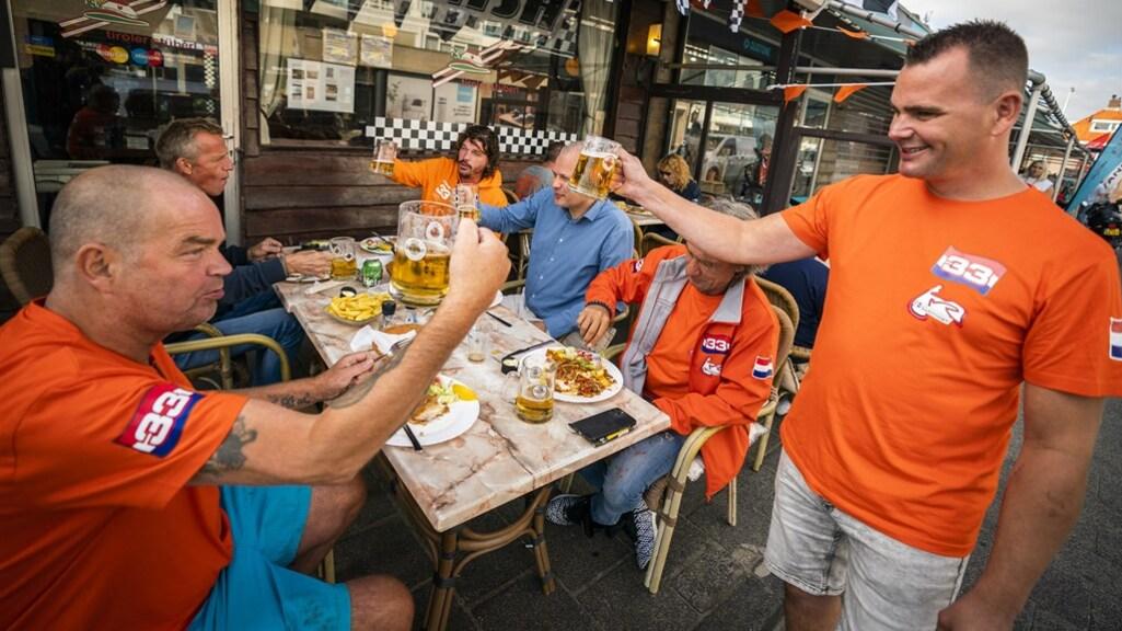 Voor racefans in Zandvoort kon de nazomer niet op een beter moment komen, daar wordt dit weekend de GP gereden.