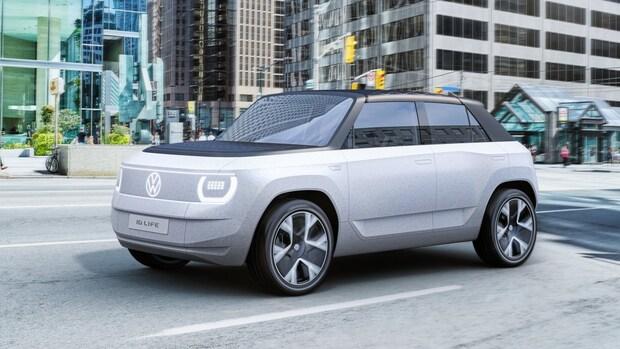 Volkswagen toont betaalbare elektrische stadsauto