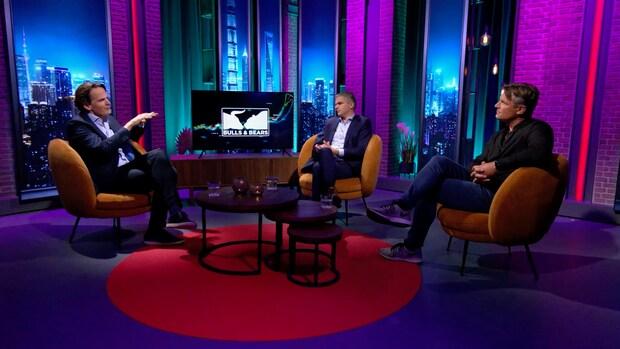 Nieuw bij RTL Z: Bulls & Bears, wekelijkse talkshow over beleggen