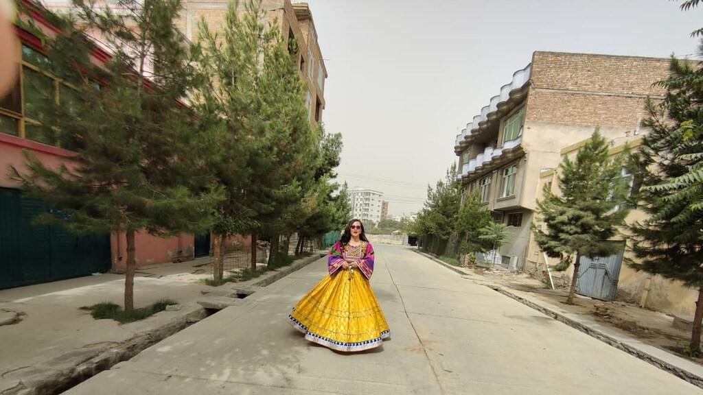 """""""Afghanistan is zo'n mooi land, de taliban verpesten alles."""""""