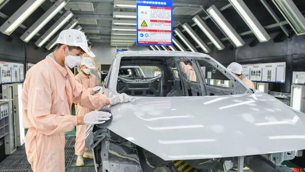 China wil automakers samenvoegen: 'Wildgroei aan bedrijven'
