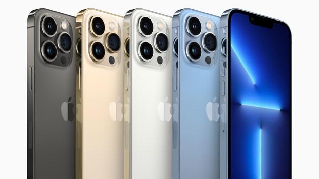 Apple kondigt nieuwe iPhone 13's aan
