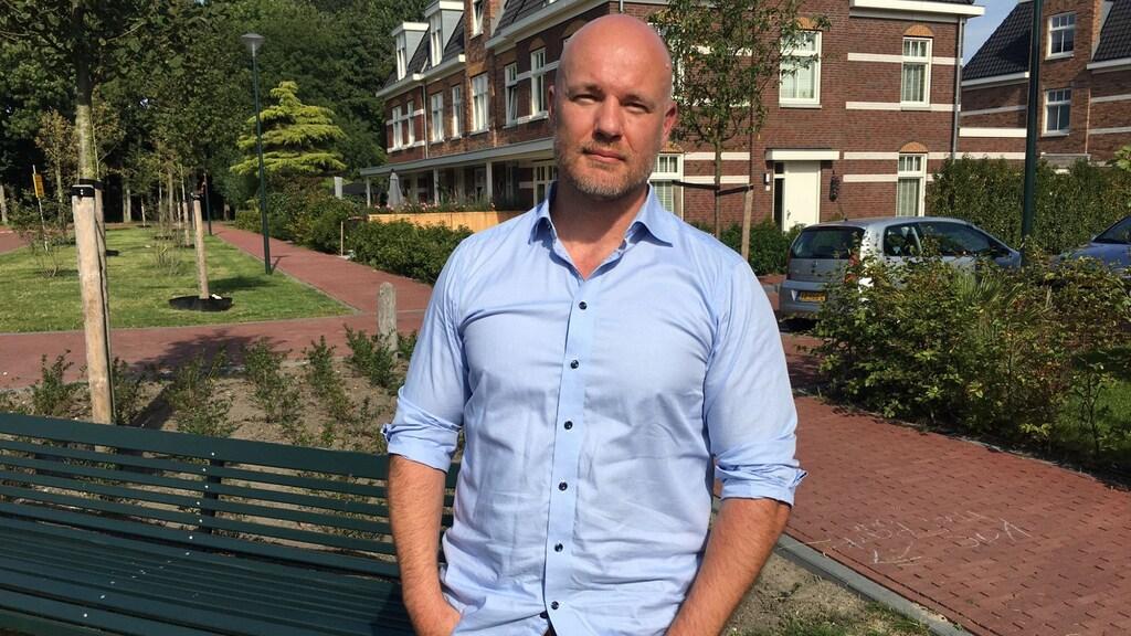 Nils Bruijel, deelnemer aan het onderzoek
