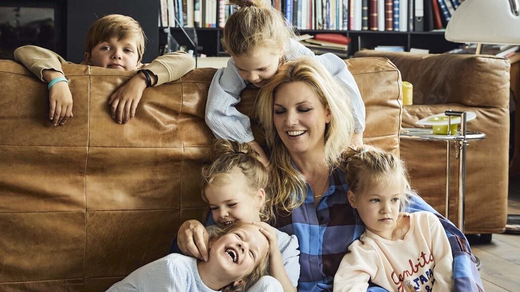 """Manon: """"Mijn kinderen vinden bijna alles lekker."""""""