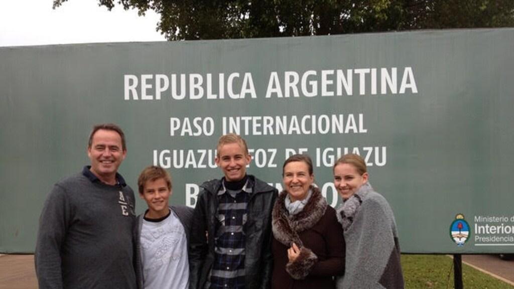 De familie Lasseur.