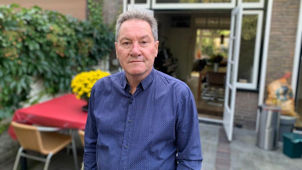 Scenarioschrijver Pieter van de Waterbeemd