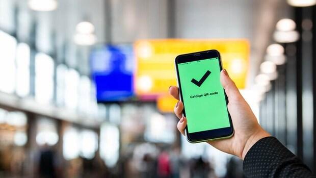 Geen groen vinkje in Coronacheck-app? Oplossing in de maak