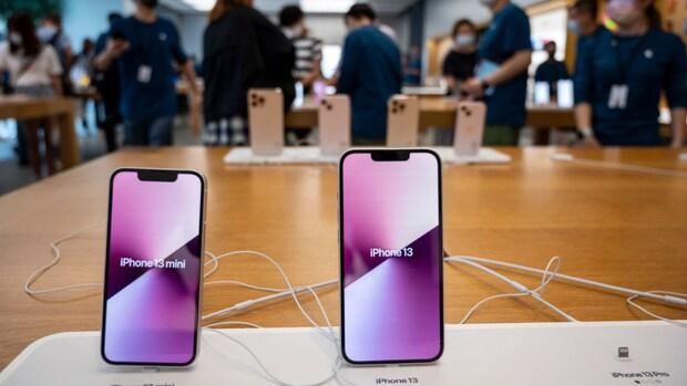 'Vertraging productie iPhone 13 door coronagolf in Vietnam'