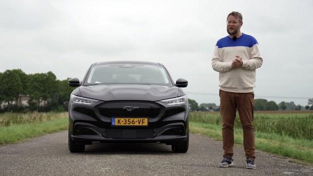 Ford roept Mustang Mach-E's terug: voorruit kan los raken