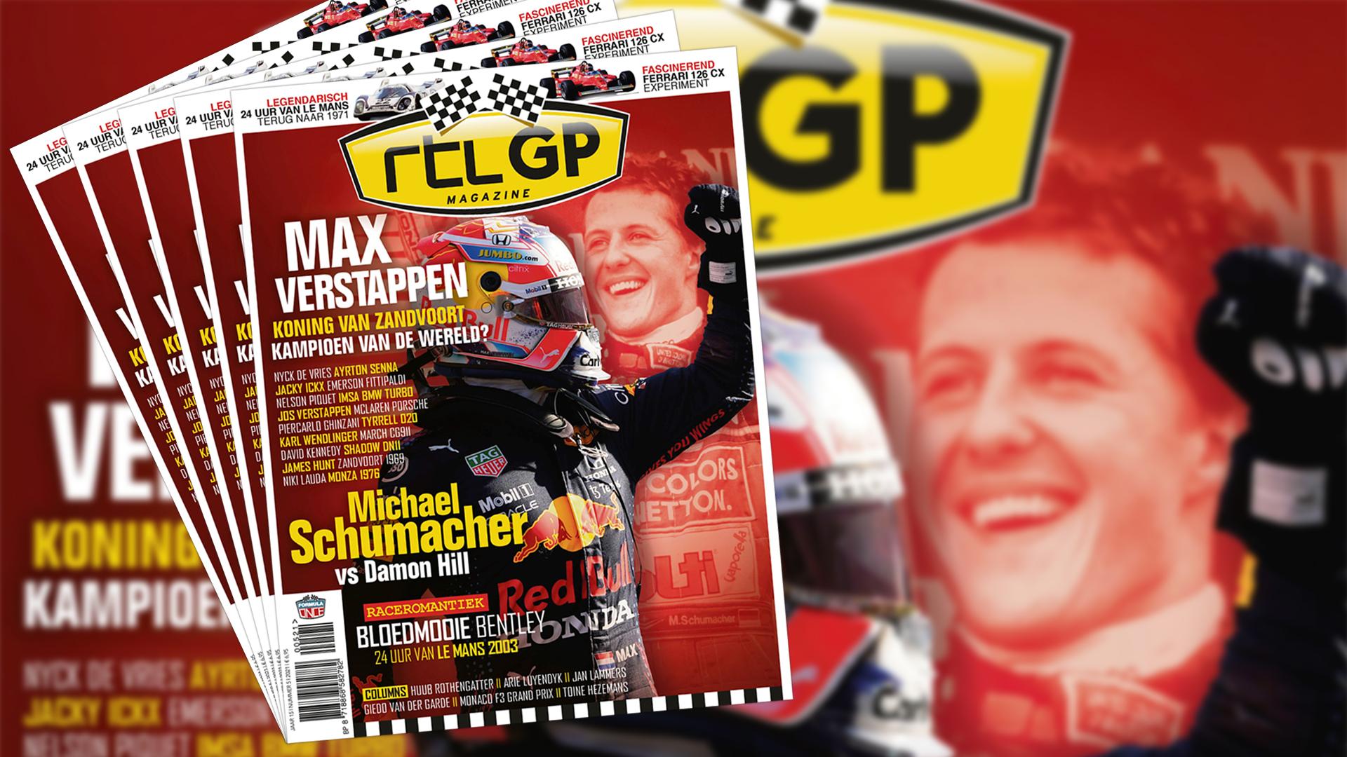 Nu verkrijgbaar: RTL GP Magazine nummer 88! thumbnail