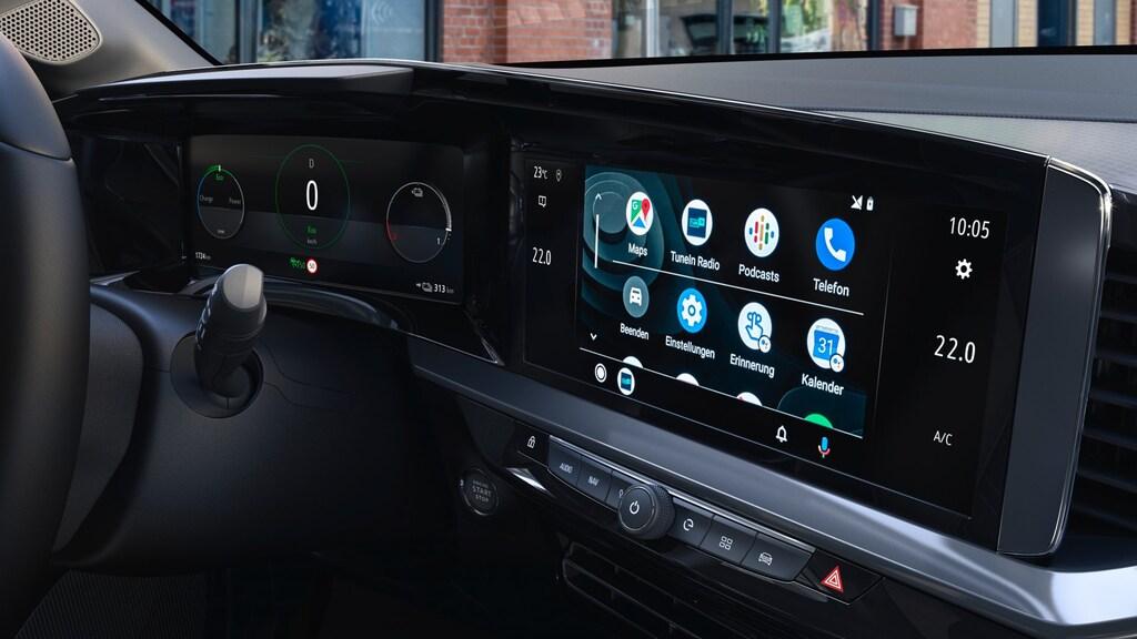 Android Auto en Apple Carplay