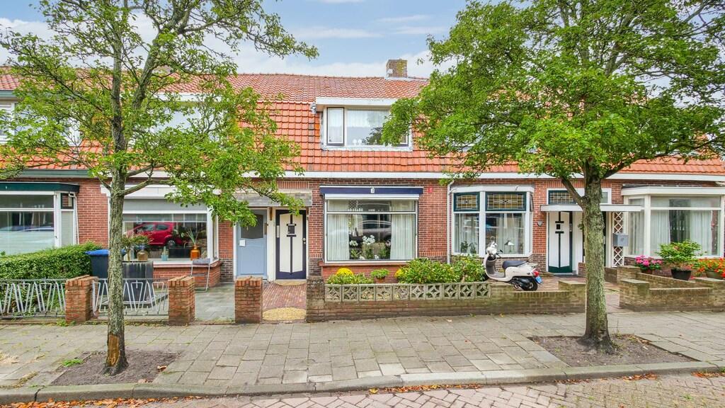 De woning in Den Helder