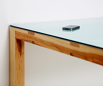 Tafel met glasplaat wij maken uw glazen meubelen en tafelbladen