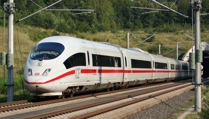 Geen Treinen In Duitsland Door Grote Staking