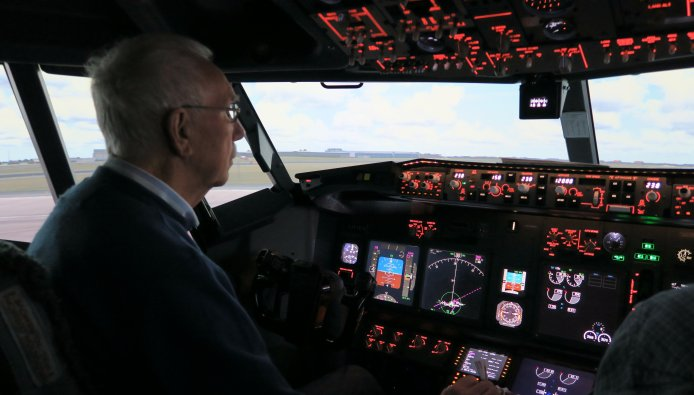 Vliegmaatschappij piloten dating